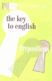 Key to English prepositions