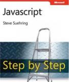 JavaScript Step by Step, Second Edition