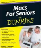 Macs for Seniors for Dummies (2nd Edition)