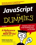 Javascript For Dummies 4th Edition