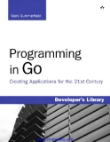 Programming in Go: Creating Applications for the 21st Century, Rough Cuts