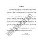 Luận văn: Hoàn thiện các hình thức trả lương ở Công ty Dệt kim Thăng Long