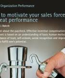 How to select, motivate, and manage   the people and organizations who sell your goods and services:   Direct, Distributor, OEM, VAR, Systems Integrator, Rep, Retail