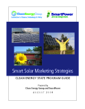 Smart Solar Marketing Strategies Clean energy state program guide