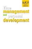 Time and  management and development personal