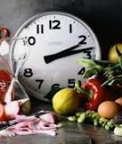 Ăn chơi đúng cách để ít ảnh hưởng tới sức khỏe