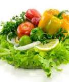Rau tươi có khả năng gây thèm ăn