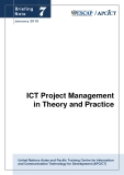 ICT Project Management in Theory and Practice