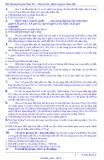 Bồi dưỡng học sinh giỏi hóa 10 - chuyên đề: phản ứng oxi hóa khử