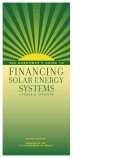 THE BORROWER ' S GUIDE TO FINANCING SOLAR ENERGY SYSTEMS: a federal overview