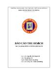 BÁO CÁO THU HOẠCH Tại: Văn phòng HĐND và UBND huyện Đak Pơ