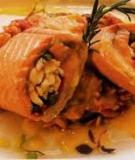 Cá cuộn nấm bào ngư