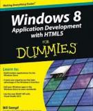 Windows 8 Application Development with HTML5