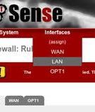 Hướng dẫn sử dụng pfSense để cân bằng tải hệ thống web server