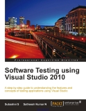 Software Testing using Visual Studio 2010