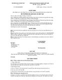 Quyết định số 5626/QĐ-BGDĐT