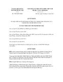 Quyết định số 5588/QĐ-UBND