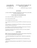 Quyết định số 5706/QĐ-UBND