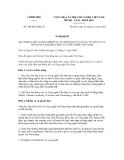 Nghị định số 108/2012/NĐ-CP
