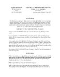 Quyết định số 2211/QĐ-UBND