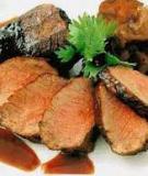 Các loại thịt giúp bạn khỏe mạnh hơn trong suốt mùa lạnh