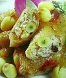 Boa-rô xào thịt gà ngon lạ miệng