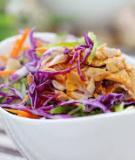 Salad cá ngừ tươi ngon hấp dẫn