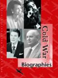 Cold War Biographies Volume 1: A-J