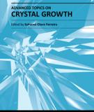 ADVANCED TOPICS ON CRYSTAL GROWTH