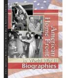 World War II: Biographies