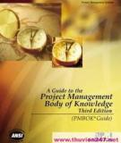 PIMG PROJECT MANAGEMENT IMPLEMENTATION GUIDELINE 2009