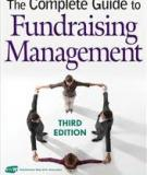 HANDBOOK FOR PROJECTS: DEVELOPMENT  MANAGEMENT  AND FUNDRAISING