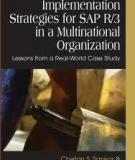 IMPLEMENTING SAP R/3 IN 21st CENTURY: METHODOLOGY AND CASE STUDIES