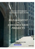 STATE UNIVERSITY   CONSTRUCTION FUND MANAGEMENT  OF  CONSTRUCTION  PROJECTS