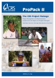 The CRS Project Package Project Management and Implementation  Guidance for CRS Project and Program Managers