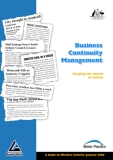 Business Continuity Management Keeping the wheels in motion