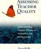 Teacher Quality, Teacher Licensure Tests, and Student Achievement