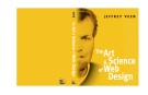 The Art & Science of Web Dessign