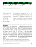 Báo cáo khoa học: The absence of an identifiable single catalytic base residue in Thermobifida fusca exocellulase Cel6B