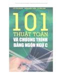 Chương trình bài toán khoa học kỹ thuật và kinh tế bằng ngôn ngữ C với 101 thuật toán