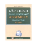 Ebook Lập trình bằng ngôn ngữ Assembly cho máy tính PC-IBM - NXB Giáo dục