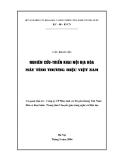 Nghiên cứu triển khai nội địa hóa máy tính thương hiệu Việt Nam