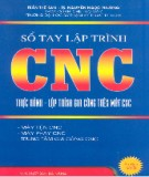 Lập trình CNC - Sổ tay