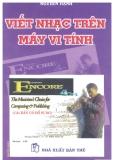 Ebook Viết nhạc trên máy tính với Encore 4.04 - NXB Trẻ