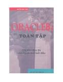 Ebook ORACLE 8i (Toàn tập)