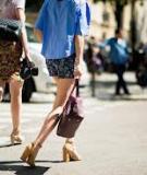 """Bí quyết chọn đồ cho nàng """"chân ngắn"""" hoàn hảo"""