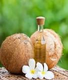 Hướng dẫn cách làm dầu dừa để chăm sóc da