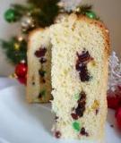 Công thức và hướng dẫn cách làm bánh mì Panettone - Bánh mì Giáng Sinh của Milan