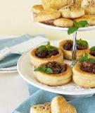 Công thức và cách làm Puff Pastries (Bánh ngàn lớp) chuẩn