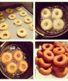 Cách làm Mini Donut tại nhà